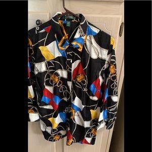 Ralph Lauren nautical shirt